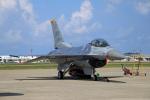 Wasawasa-isaoさんが、小松空港で撮影したアメリカ空軍 F-16CM-50-CF Fighting Falconの航空フォト(写真)