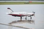 E-75さんが、函館空港で撮影した日本個人所有 TBM-700の航空フォト(写真)
