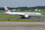 apphgさんが、成田国際空港で撮影した日本航空 777-246/ERの航空フォト(写真)