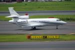 apphgさんが、成田国際空港で撮影した ExecuJet Aviation Falcon 900EXの航空フォト(写真)