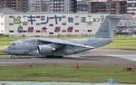 そら丸さんが、福岡空港で撮影した航空自衛隊 C-2の航空フォト(飛行機 写真・画像)