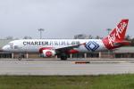 kinsanさんが、コタキナバル国際空港で撮影したエアアジア A320-216の航空フォト(写真)