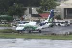 kinsanさんが、コタキナバル国際空港で撮影したMASウイングス ATR-72-500 (ATR-72-212A)の航空フォト(写真)