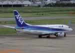 そら丸さんが、福岡空港で撮影したANAウイングス 737-54Kの航空フォト(飛行機 写真・画像)