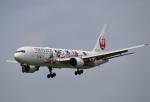 そら丸さんが、福岡空港で撮影した日本航空 767-346/ERの航空フォト(飛行機 写真・画像)