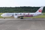 kinsanさんが、熊本空港で撮影した日本航空 767-346/ERの航空フォト(写真)