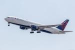 Y-Kenzoさんが、ダニエル・K・イノウエ国際空港で撮影したデルタ航空 767-332/ERの航空フォト(写真)