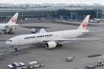 T.Kawaseさんが、羽田空港で撮影した日本航空 777-246/ERの航空フォト(写真)
