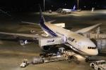 そら丸さんが、羽田空港で撮影した全日空 777-281/ERの航空フォト(飛行機 写真・画像)