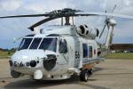 Wasawasa-isaoさんが、小松空港で撮影した海上自衛隊 SH-60Kの航空フォト(写真)