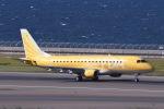 Jyunpei Ohyamaさんが、中部国際空港で撮影したフジドリームエアラインズ ERJ-170-200 (ERJ-175STD)の航空フォト(写真)