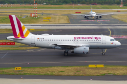 航空フォト:D-AGWL ユーロウイングス A319