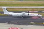 PASSENGERさんが、デュッセルドルフ国際空港で撮影したユーロウイングス DHC-8-402Q Dash 8の航空フォト(写真)