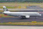 PASSENGERさんが、デュッセルドルフ国際空港で撮影したエア・リンガス A320-214の航空フォト(写真)
