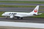 Love Airbus350さんが、福岡空港で撮影したジェイ・エア ERJ-170-100 (ERJ-170STD)の航空フォト(写真)