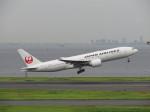 JAPANAIRさんが、羽田空港で撮影した日本航空 777-246/ERの航空フォト(写真)