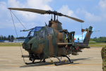 Wasawasa-isaoさんが、小松空港で撮影した陸上自衛隊 AH-1Sの航空フォト(写真)