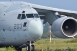 sasuke1208さんが、米子空港で撮影した航空自衛隊 C-2の航空フォト(写真)