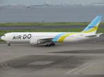 JAPANAIRさんが、羽田空港で撮影したAIR DO 767-381/ERの航空フォト(写真)