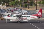 Y-Kenzoさんが、ダニエル・K・イノウエ国際空港で撮影したモクレレ航空 208B Grand Caravanの航空フォト(写真)