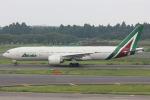 NAOHIROさんが、成田国際空港で撮影したアリタリア航空 777-2Q8/ERの航空フォト(写真)
