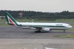 NAOHIROさんが、成田国際空港で撮影したアリタリア航空 A330-202の航空フォト(写真)