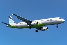 Ariesさんが、関西国際空港で撮影したエアプサン A321-231の航空フォト(飛行機 写真・画像)
