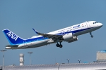 Ariesさんが、関西国際空港で撮影した全日空 A320-271Nの航空フォト(写真)