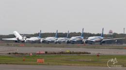 うみBOSEさんが、新千歳空港で撮影したアイベックスエアラインズ CL-600-2C10 Regional Jet CRJ-702の航空フォト(写真)
