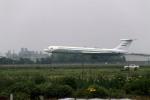 Gambardierさんが、名古屋飛行場で撮影したウズベキスタン航空 Il-62Mの航空フォト(写真)
