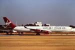 tassさんが、成田国際空港で撮影したヴァージン・アトランティック航空 A340-313Xの航空フォト(写真)