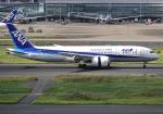 雲霧さんが、羽田空港で撮影した全日空 787-8 Dreamlinerの航空フォト(写真)