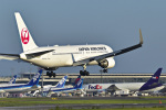 パンダさんが、成田国際空港で撮影した日本航空 767-346/ERの航空フォト(飛行機 写真・画像)