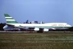 tassさんが、成田国際空港で撮影したキャセイパシフィック航空 747-467の航空フォト(写真)