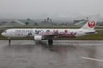 コギモニさんが、小松空港で撮影した日本航空 767-346/ERの航空フォト(写真)