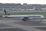 T.Kawaseさんが、羽田空港で撮影したシンガポール航空 777-312/ERの航空フォト(写真)