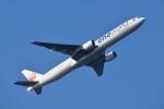 T.Kawaseさんが、羽田空港で撮影した日本航空 777-346の航空フォト(写真)
