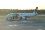 kahluamilkさんが、ヘルシンキ空港で撮影したTAPポルトガル航空 A320-251Nの航空フォト(写真)