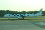 kahluamilkさんが、ヘルシンキ空港で撮影したフィンエアー A321-231の航空フォト(写真)