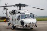 こうきさんが、千歳基地で撮影した海上自衛隊 SH-60Jの航空フォト(写真)