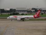 カップメーンさんが、ドンムアン空港で撮影したタイ・エアアジア A320-216の航空フォト(飛行機 写真・画像)