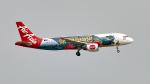 FlyingMonkeyさんが、香港国際空港で撮影したエアアジア A320-216の航空フォト(写真)
