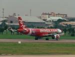 カップメーンさんが、ドンムアン空港で撮影したタイ・エアアジア A320-251Nの航空フォト(写真)