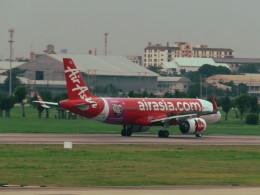 カップメーンさんが、ドンムアン空港で撮影したタイ・エアアジア A320-251Nの航空フォト(飛行機 写真・画像)