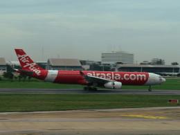 カップメーンさんが、ドンムアン空港で撮影したタイ・エアアジア・エックス A330-343Xの航空フォト(飛行機 写真・画像)