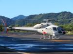 ランチパッドさんが、静岡ヘリポートで撮影した中日本航空 AS355F2 Ecureuil 2の航空フォト(写真)