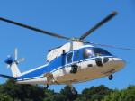 ランチパッドさんが、静岡ヘリポートで撮影したファーストエアートランスポート S-76C++の航空フォト(写真)