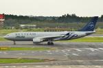 フリューゲルさんが、成田国際空港で撮影したアリタリア航空 A330-202の航空フォト(写真)