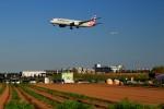 ☆ライダーさんが、成田国際空港で撮影したアメリカン航空 787-9の航空フォト(写真)
