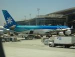 worldstar777さんが、ロサンゼルス国際空港で撮影したエア・タヒチ・ヌイ A340-313Xの航空フォト(写真)